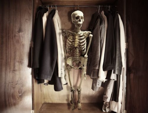 Coming Out Of The Internet Marketing Closet
